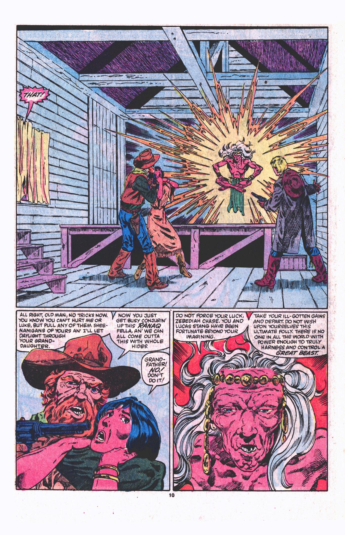 Read online Alpha Flight (1983) comic -  Issue #19 - 11