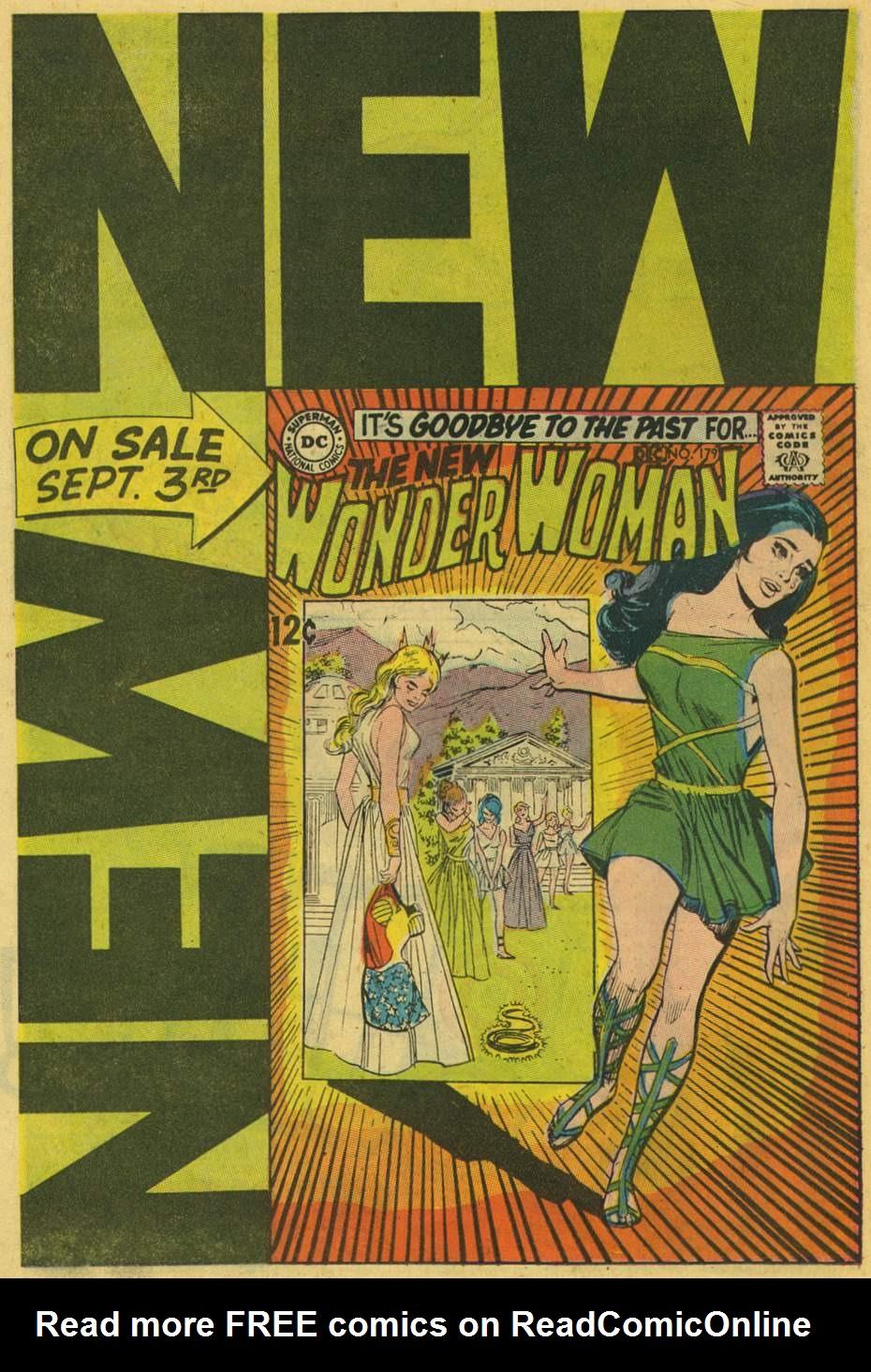 Read online Aquaman (1962) comic -  Issue #42 - 22