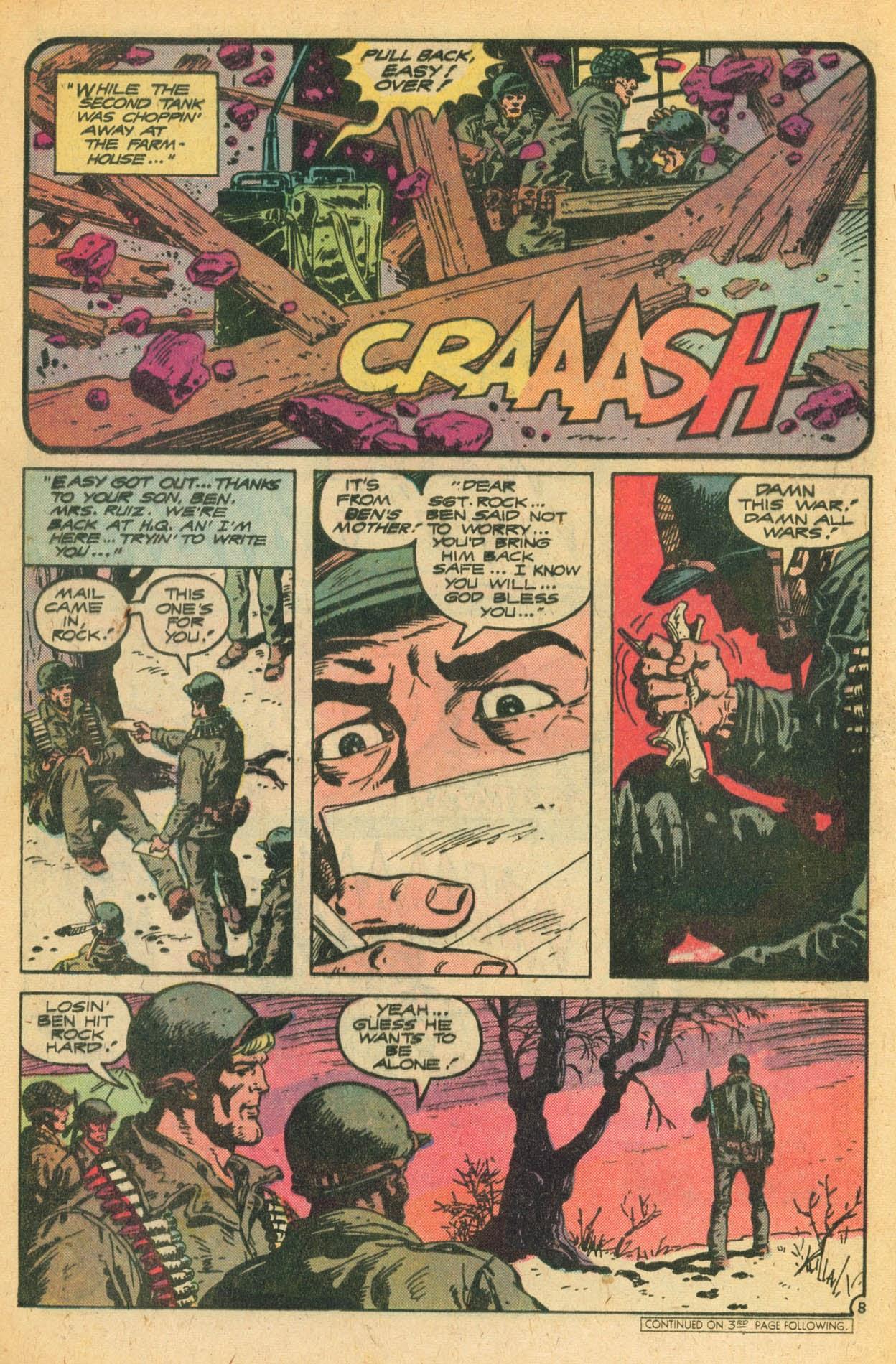 Read online Sgt. Rock comic -  Issue #329 - 12