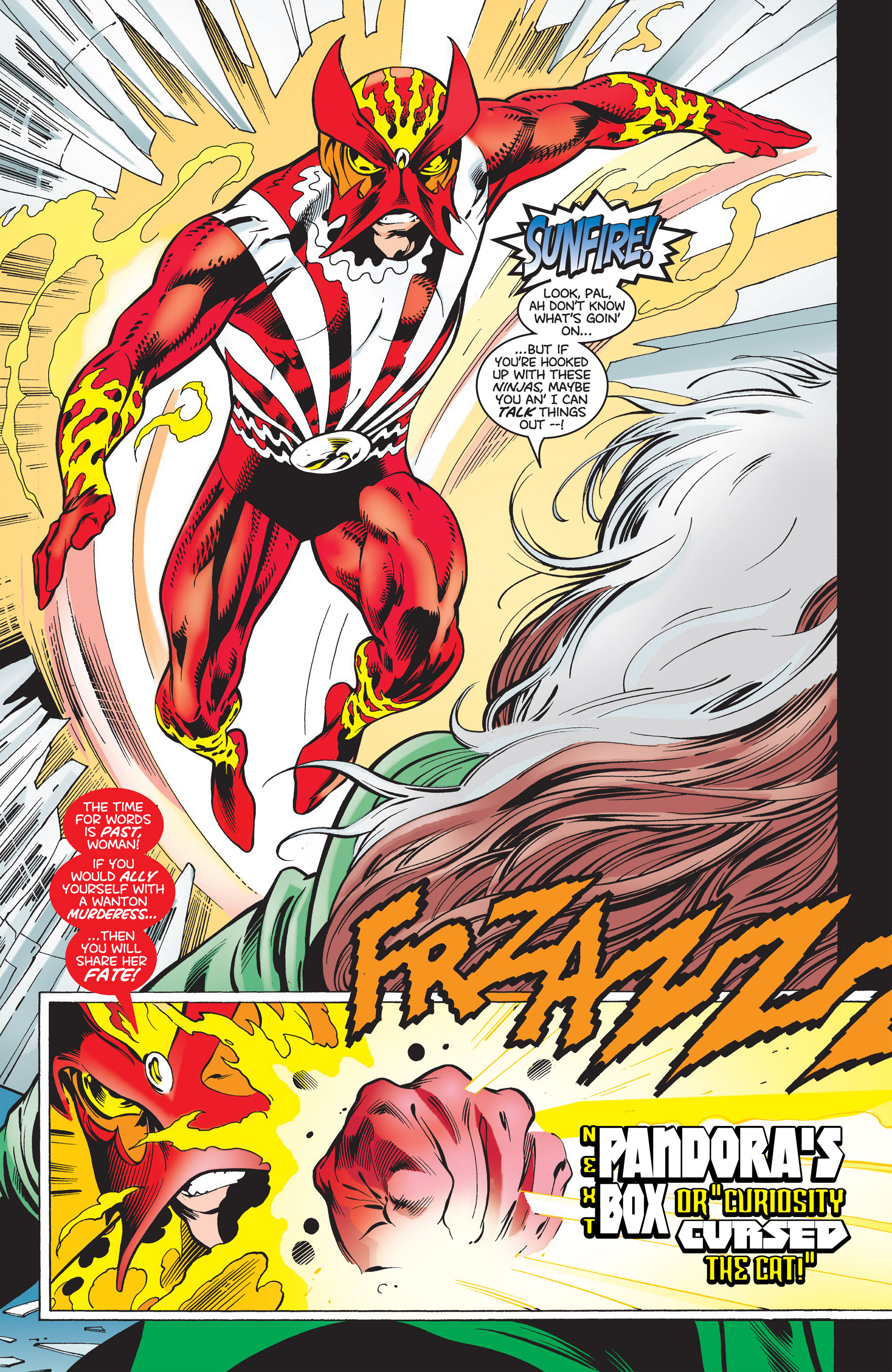 X-Men (1991) 93 Page 22