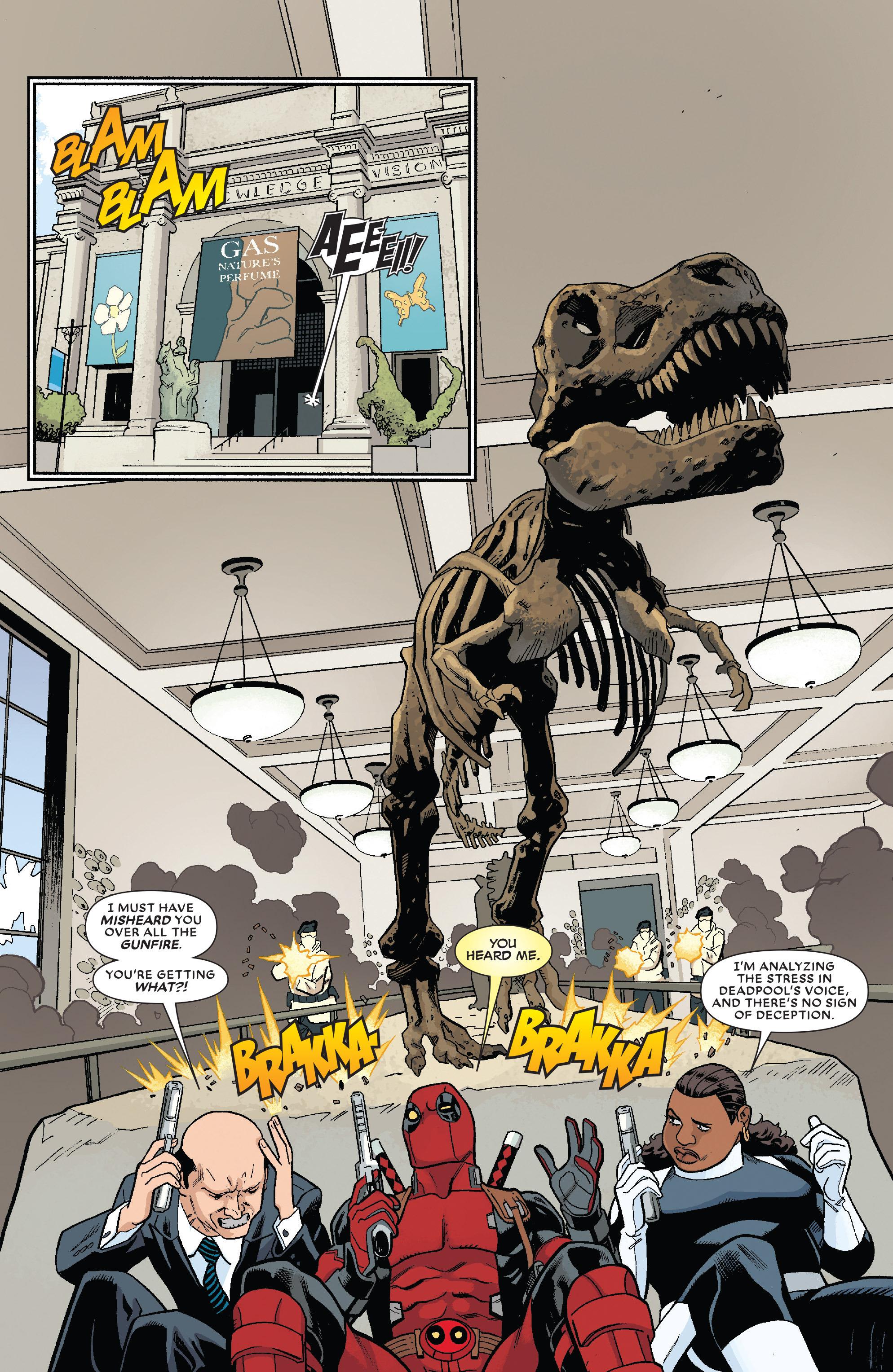 Read online True Believers: The Wedding of Deadpool comic -  Issue # Full - 4