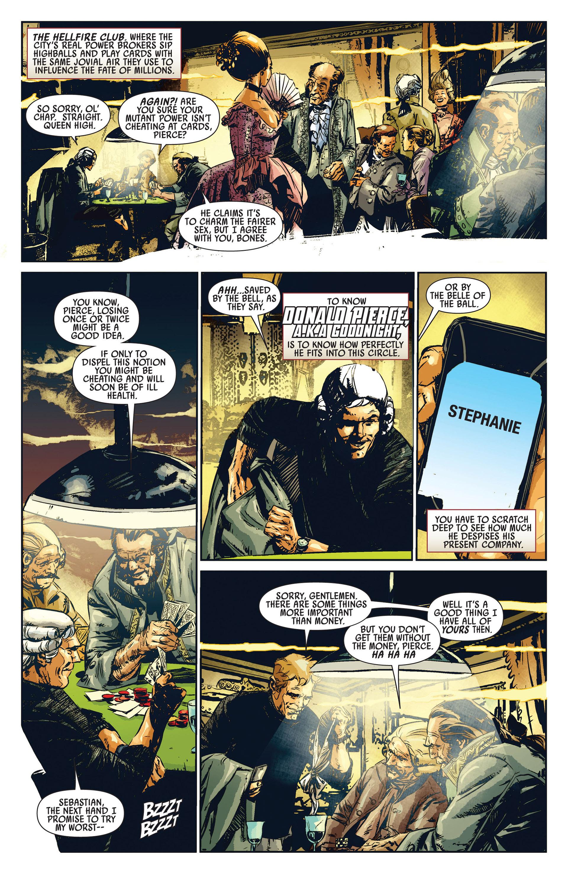 Read online Age of Apocalypse (2012) comic -  Issue #1 - 11