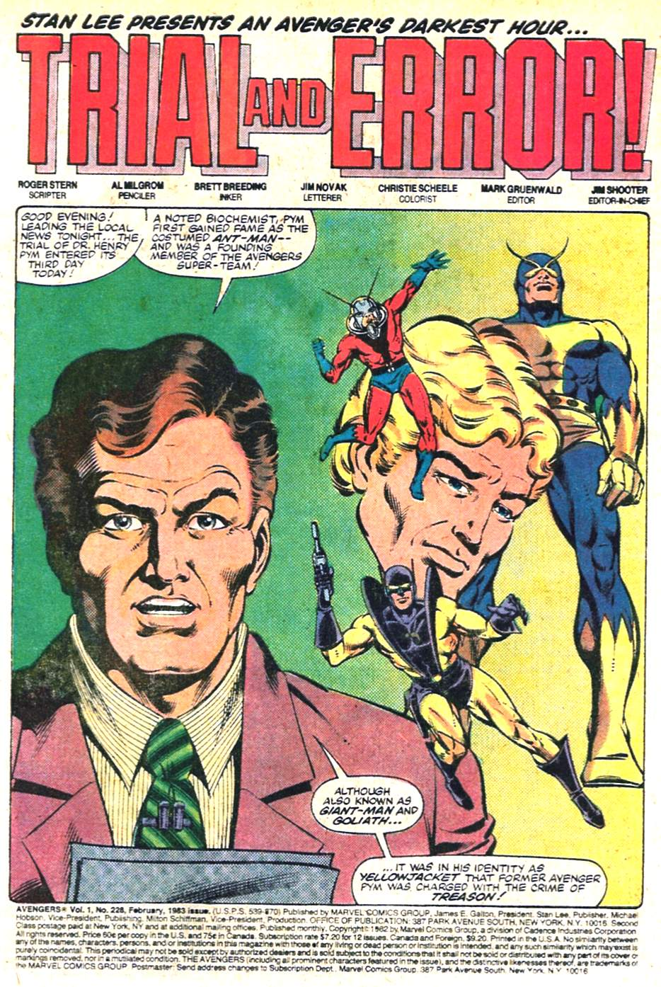 The Avengers (1963) 228 Page 1