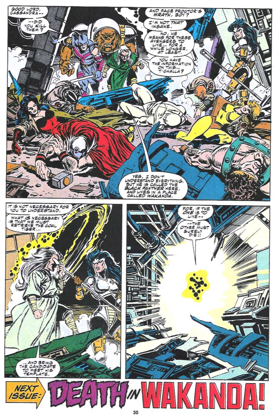 The Avengers (1963) 355 Page 22
