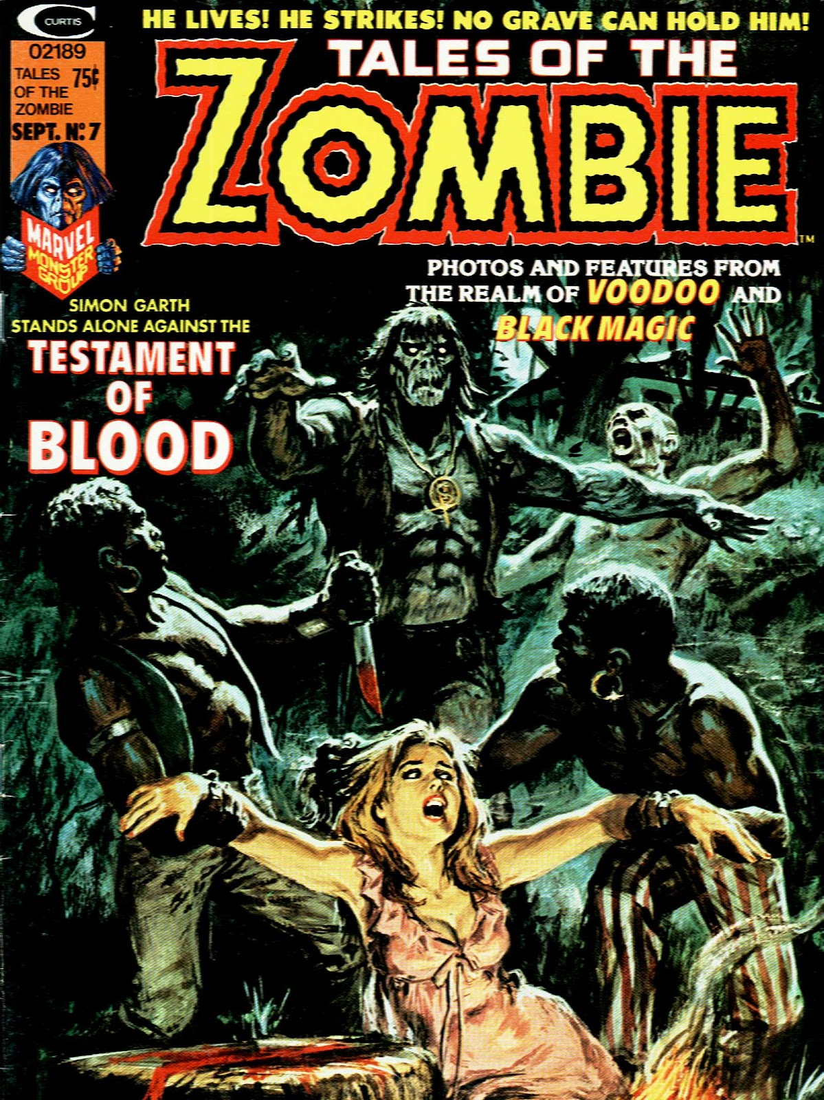 Zombie (1973) 7 Page 1