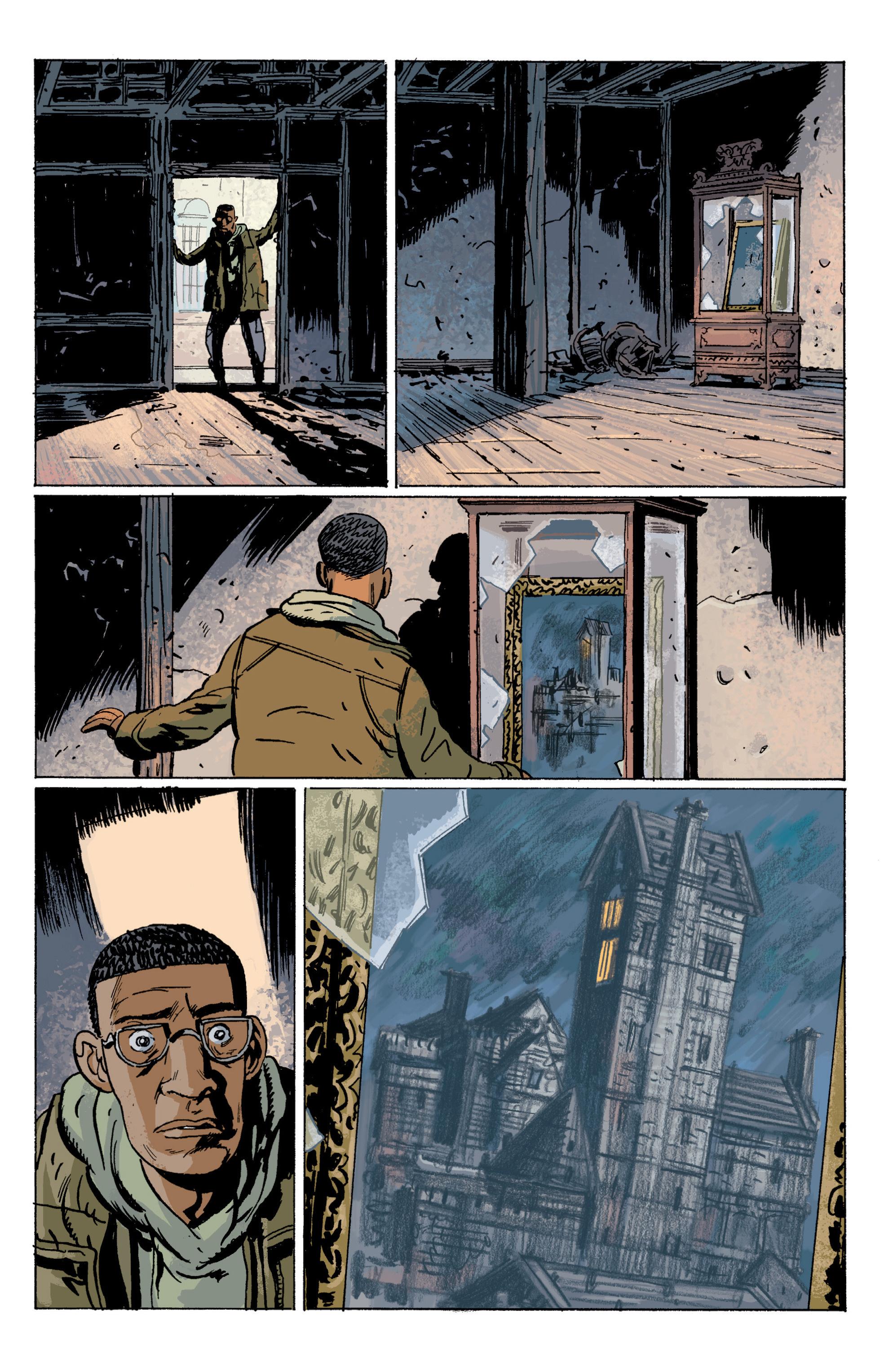 Read online B.P.R.D. (2003) comic -  Issue # TPB 6 - 32