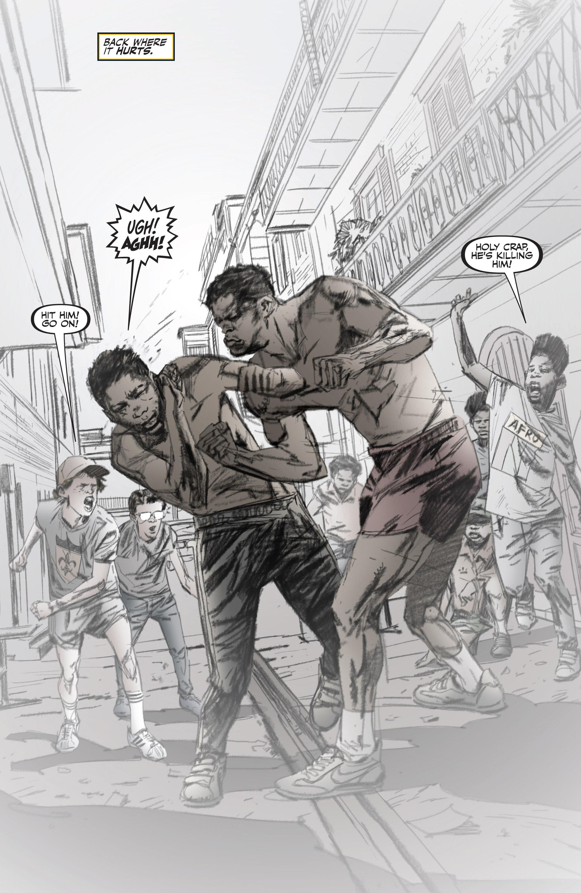 Read online Shadowman (2012) comic -  Issue #13 - 12