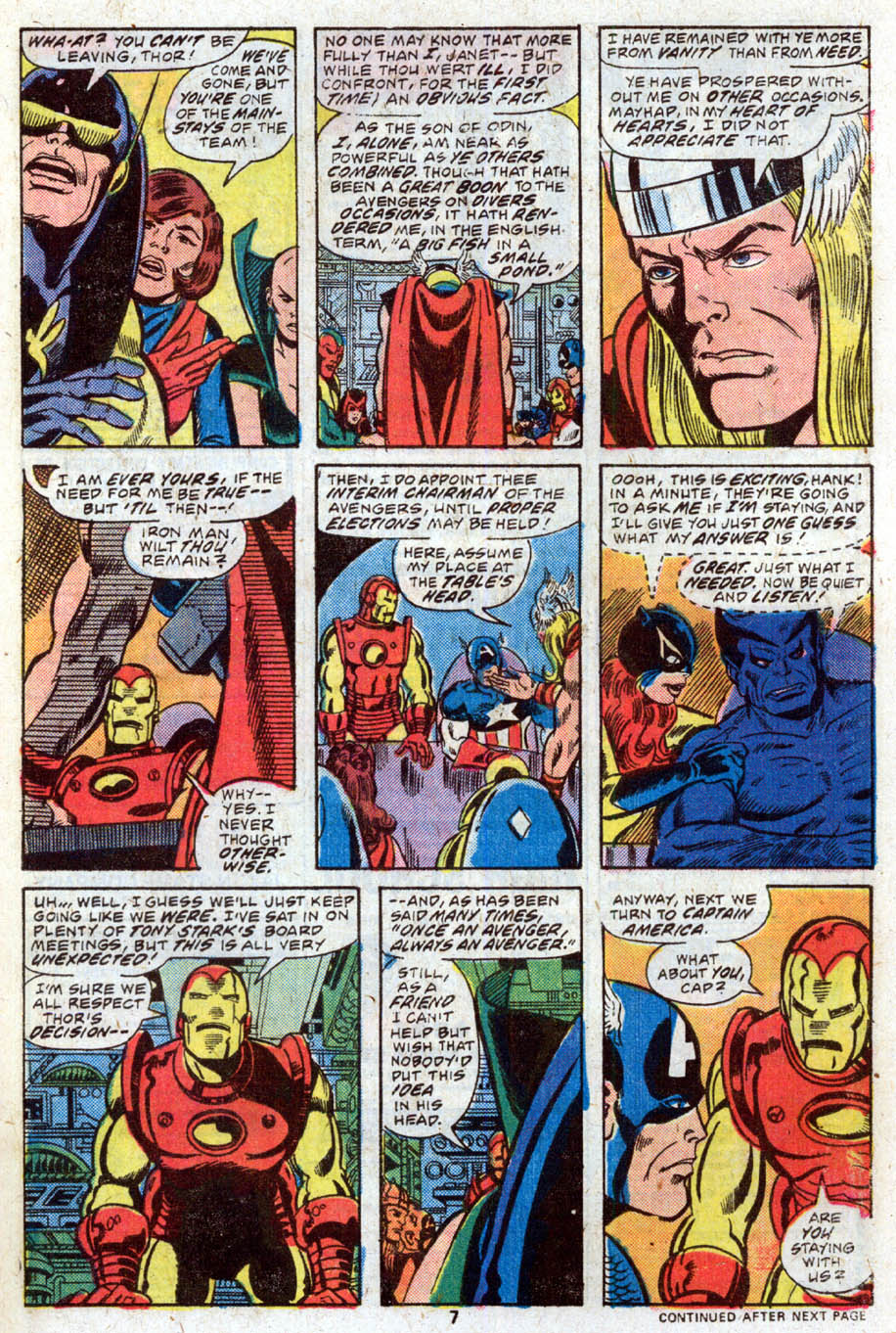 The Avengers (1963) 150 Page 5