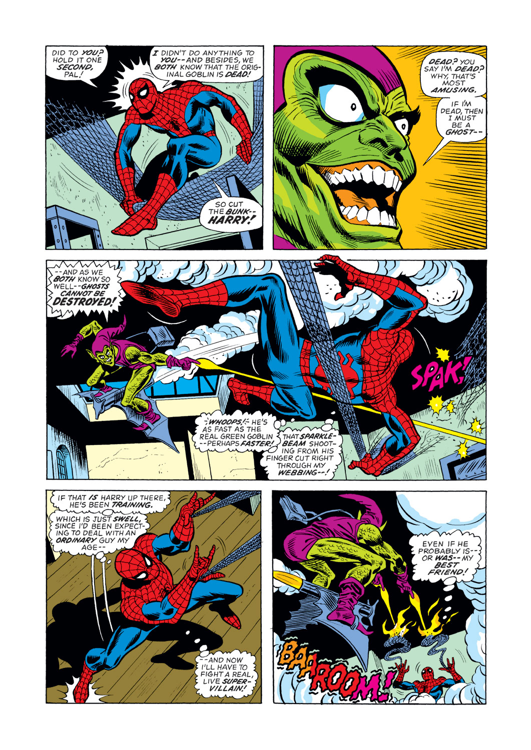 The Amazing Spider-Man (1963) 136 Page 12