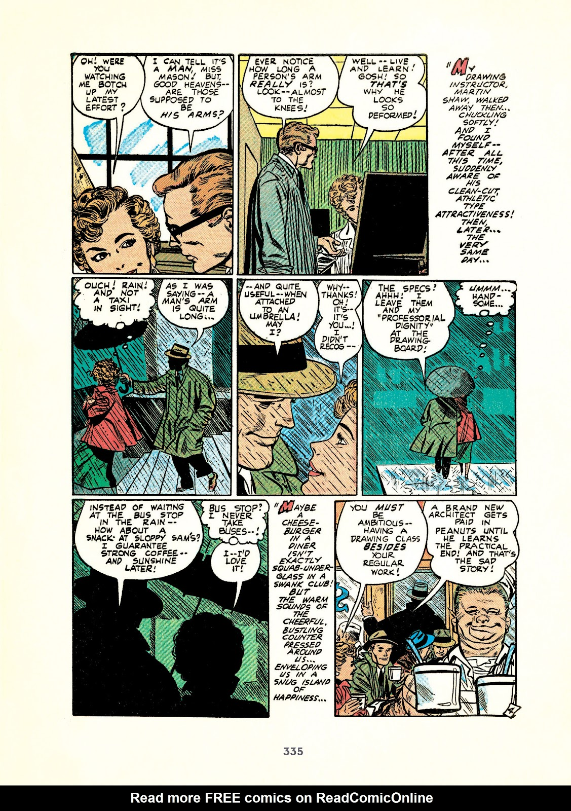 Read online Setting the Standard: Comics by Alex Toth 1952-1954 comic -  Issue # TPB (Part 4) - 36