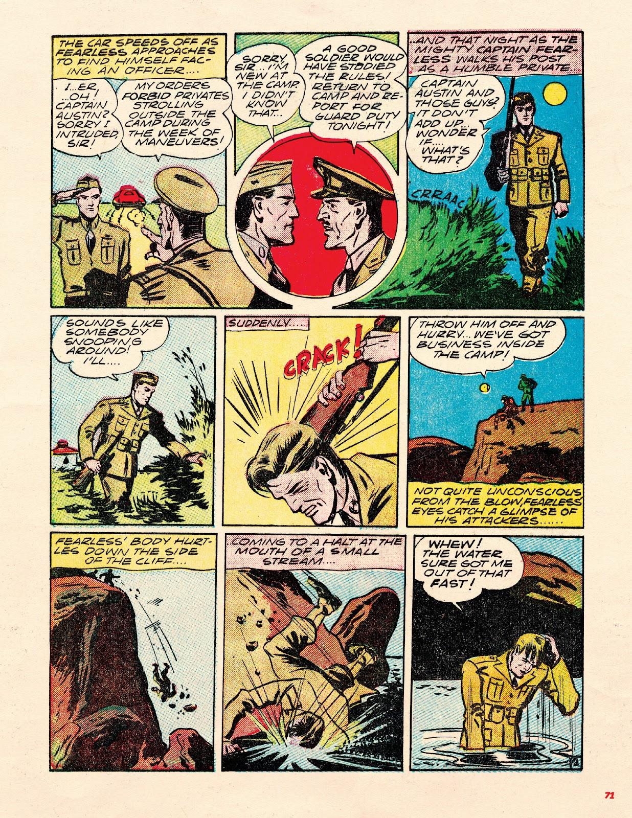 Read online Super Weird Heroes comic -  Issue # TPB 1 (Part 1) - 70