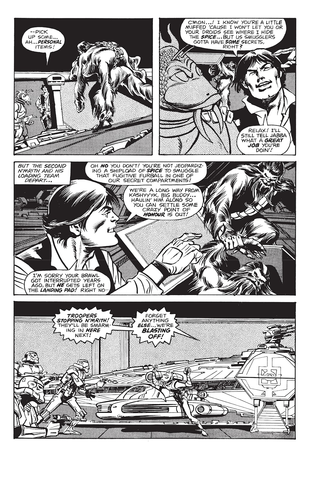 Read online Star Wars Legends: The Original Marvel Years - Epic Collection comic -  Issue # TPB 2 (Part 4) - 28