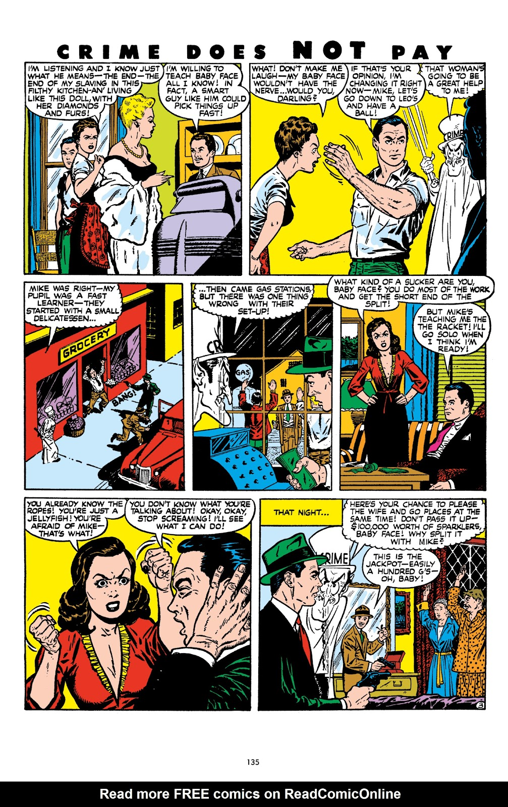 Read online Crime Does Not Pay Archives comic -  Issue # TPB 8 (Part 2) - 36