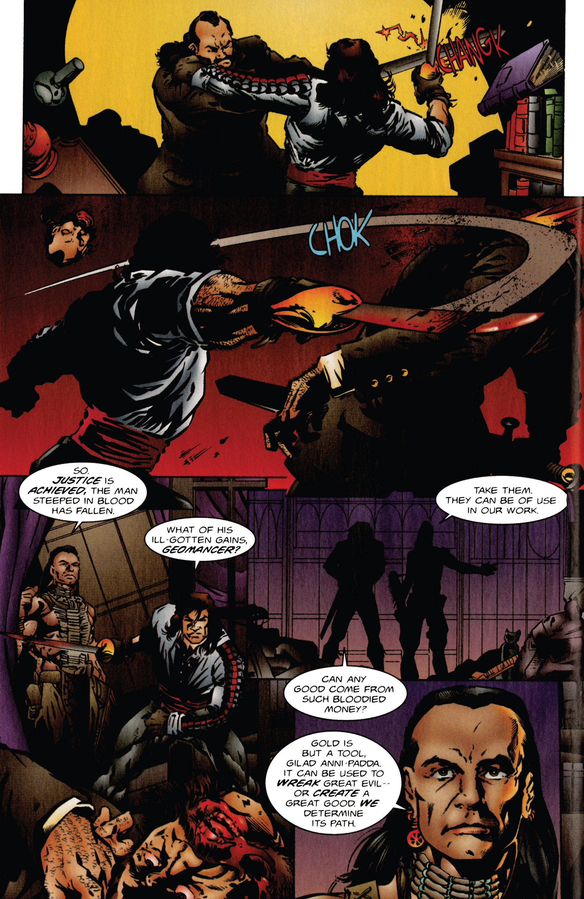 Read online Eternal Warrior (1992) comic -  Issue #46 - 5