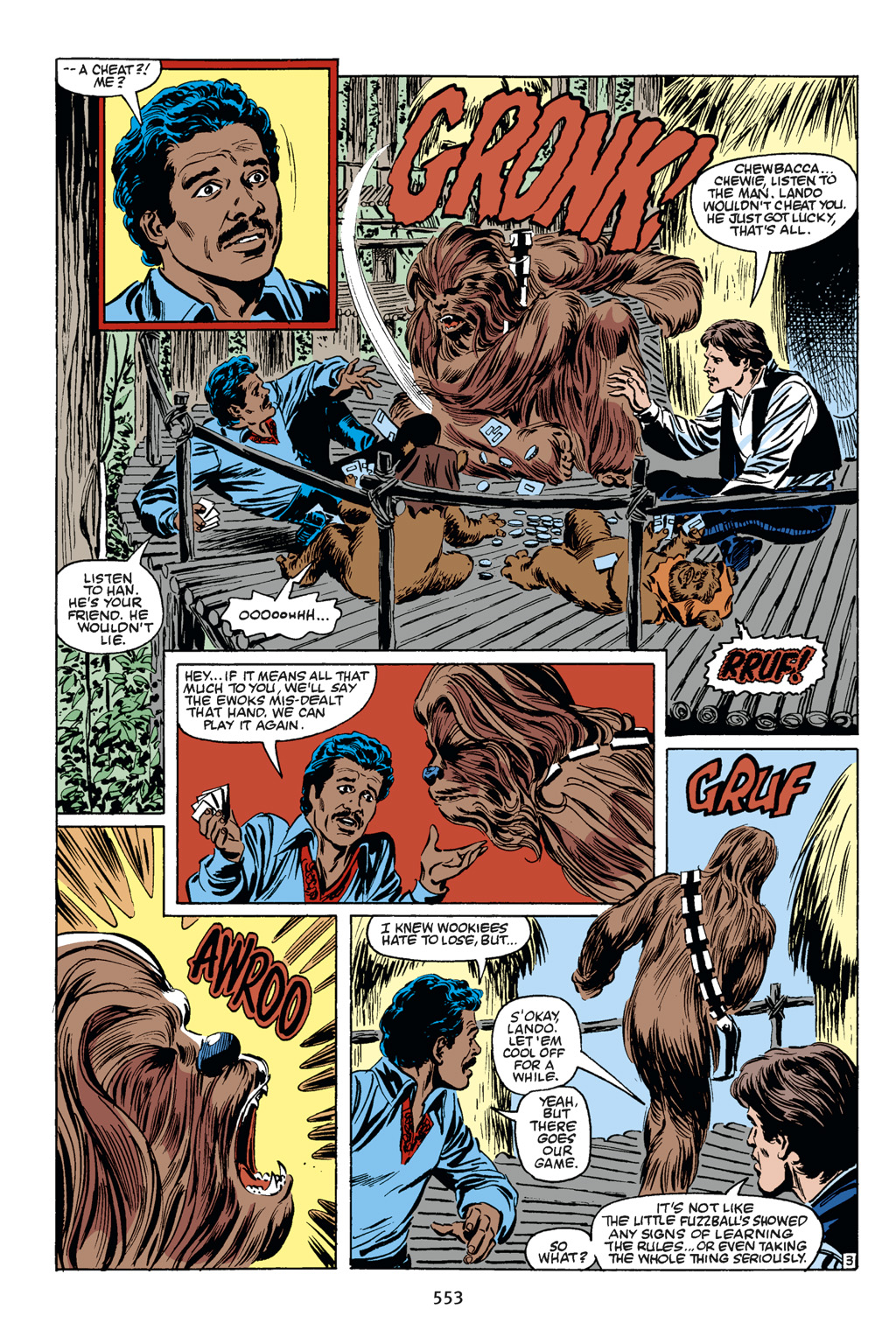 Read online Star Wars Omnibus comic -  Issue # Vol. 18.5 - 266