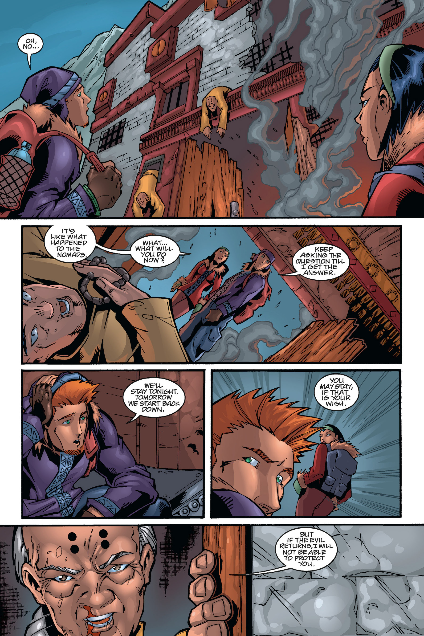 Read online Buffy the Vampire Slayer: Omnibus comic -  Issue # TPB 5 - 322