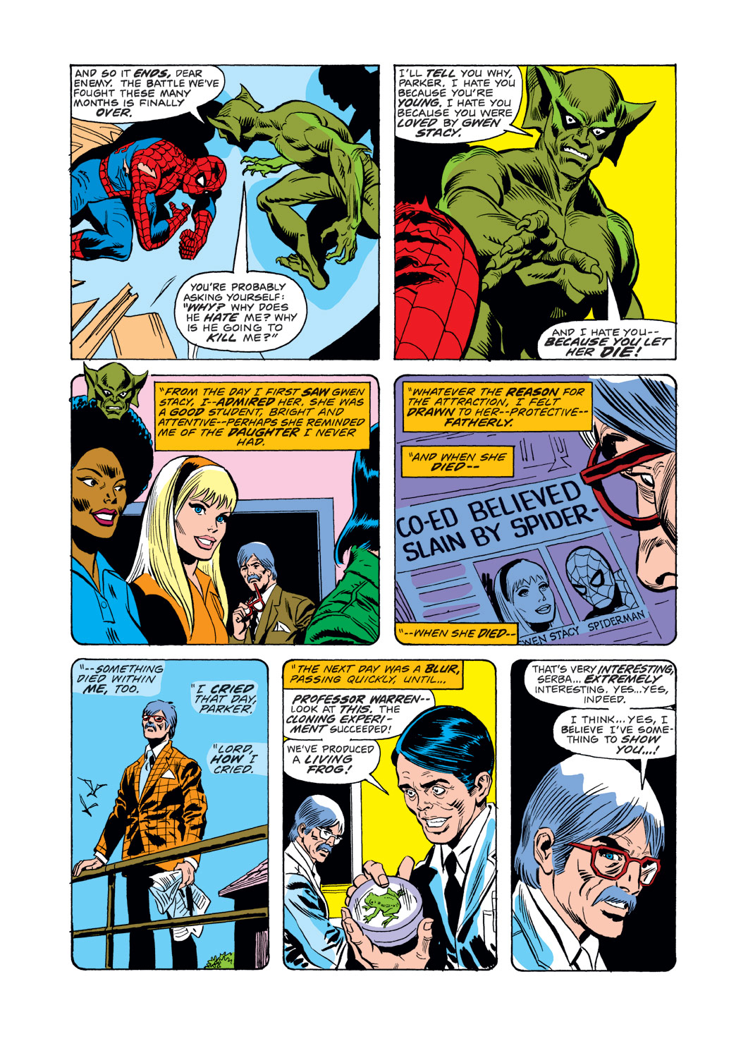 The Amazing Spider-Man (1963) 149 Page 6
