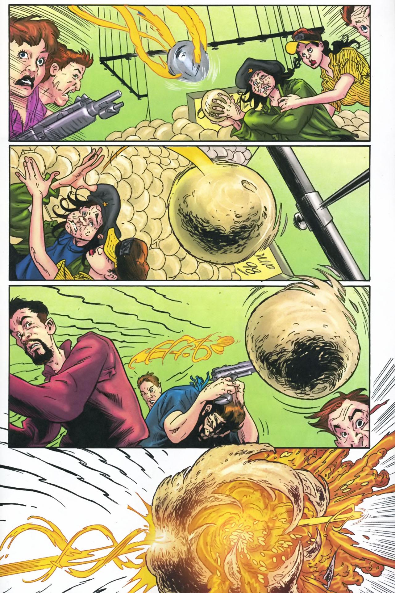 Read online The Exterminators comic -  Issue #27 - 20