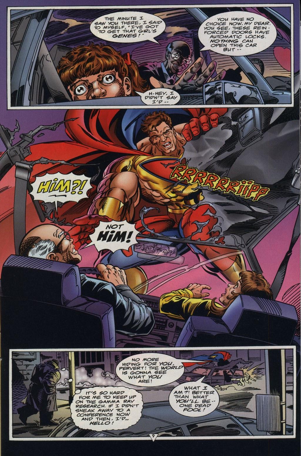 Read online Prime Vs. The Incredible Hulk comic -  Issue # Full - 12