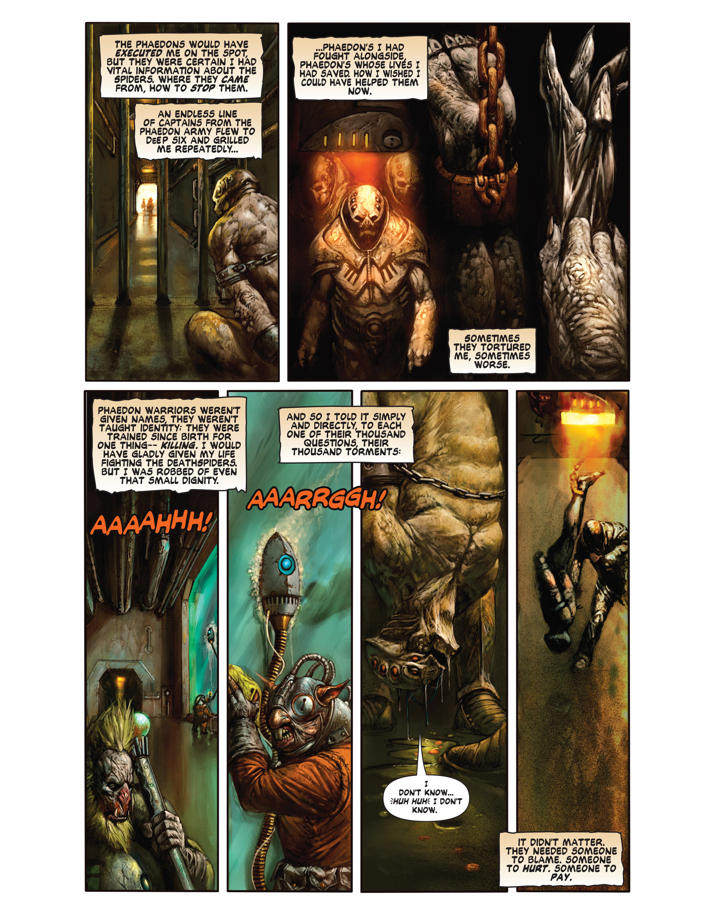 Read online Bad Planet comic -  Issue # TPB - 104