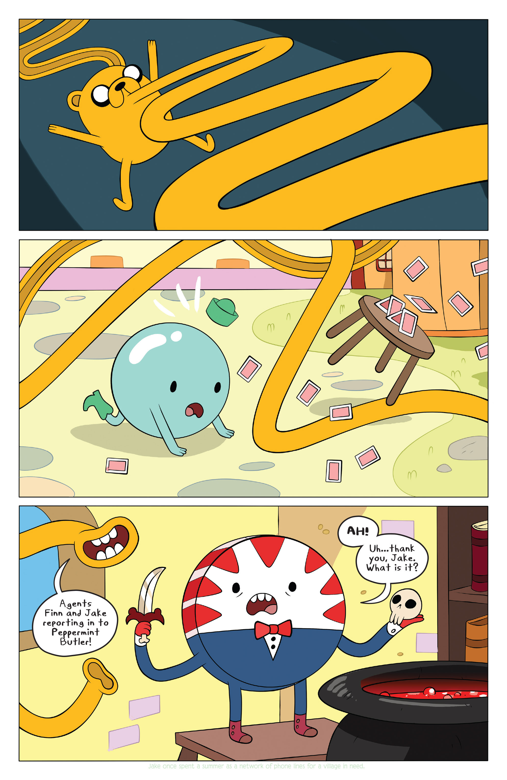 Read online Adventure Time comic -  Issue #42 - 10