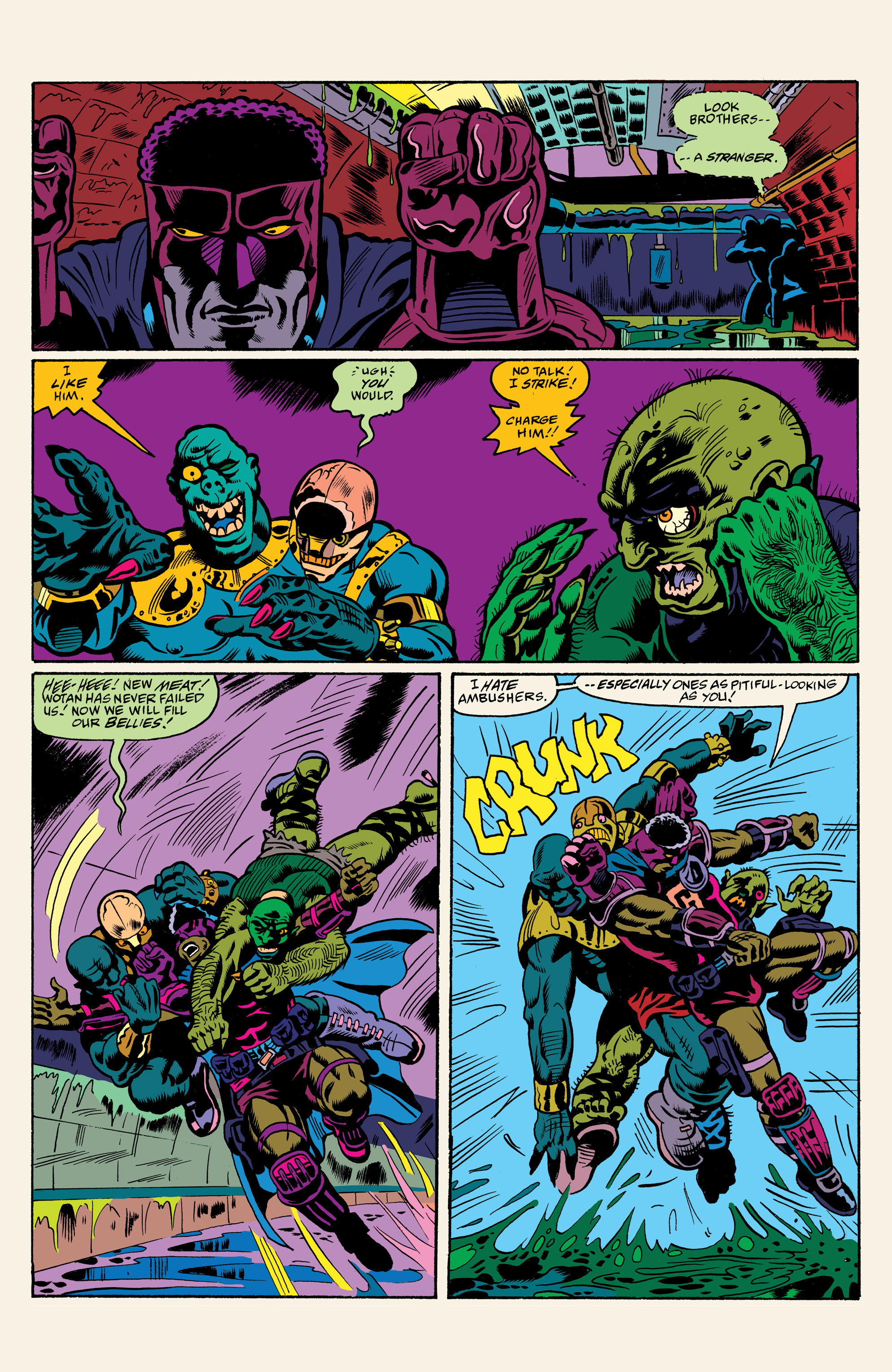 Read online All Time Comics: Crime Destroyer comic -  Issue #1 - 12