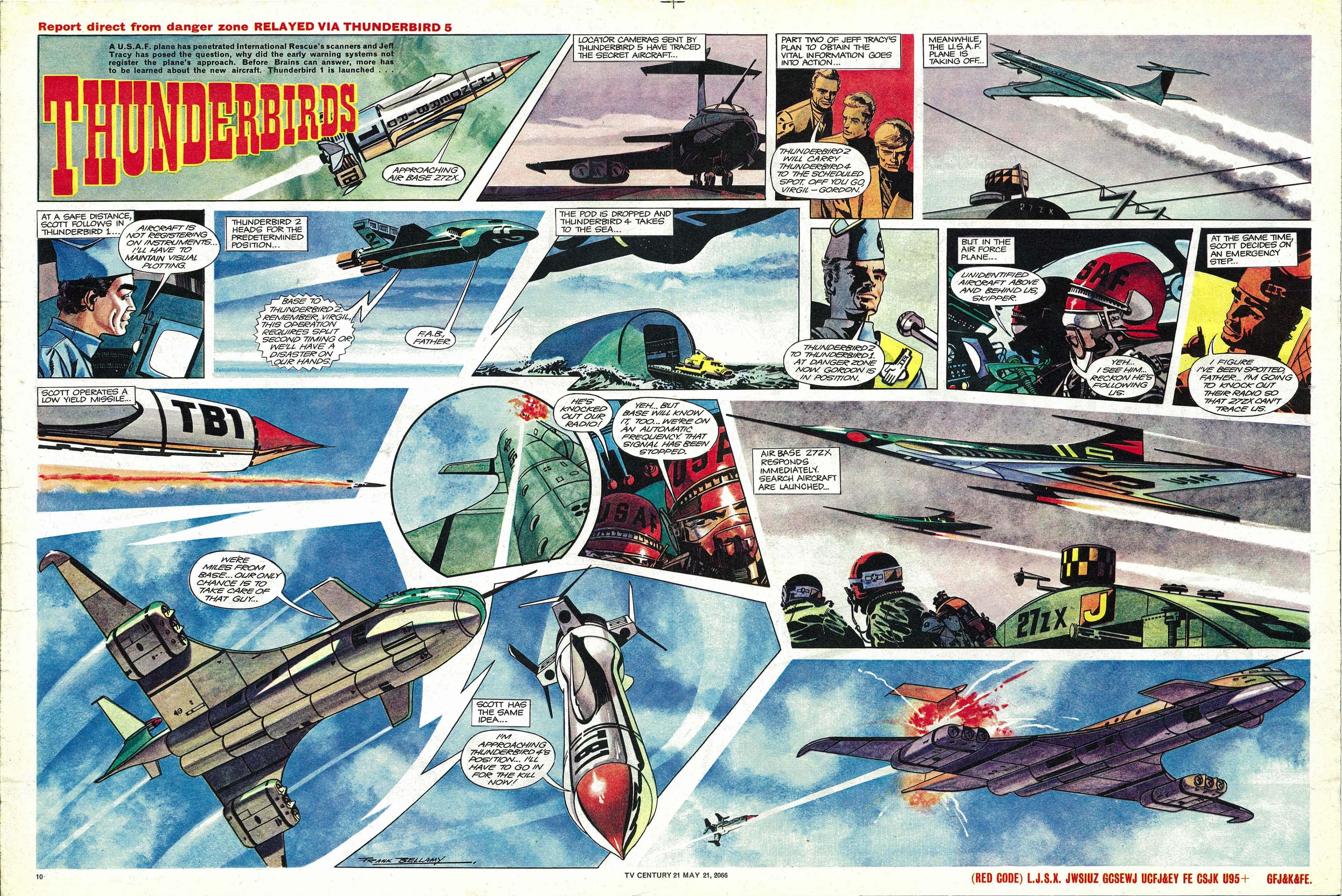 Read online TV Century 21 (TV 21) comic -  Issue #70 - 10