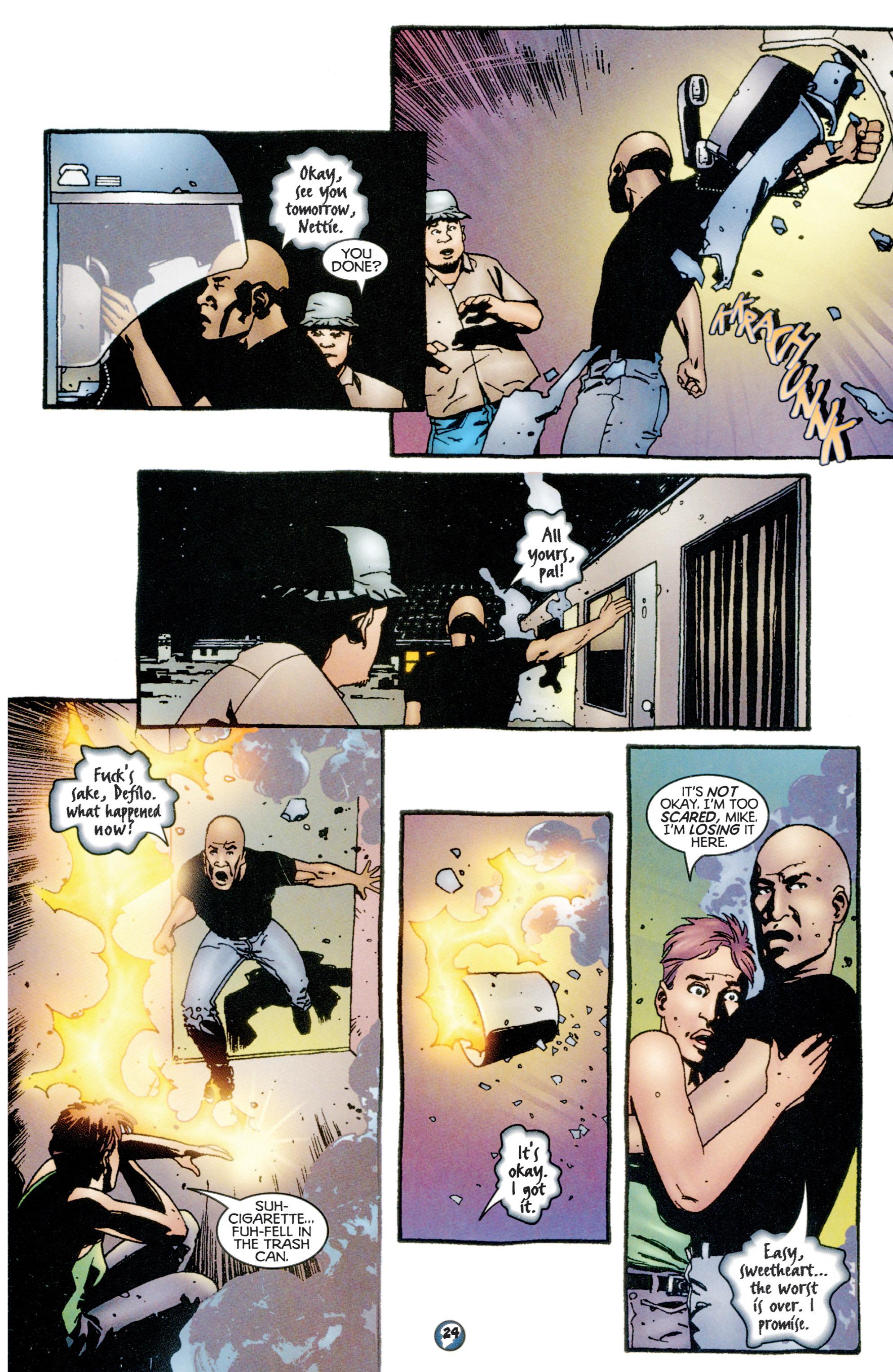 Read online Shadowman (1997) comic -  Issue #11 - 19