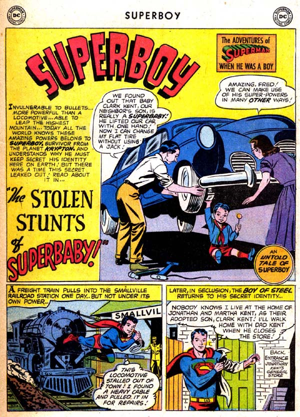 Superboy (1949) issue 71 - Page 20