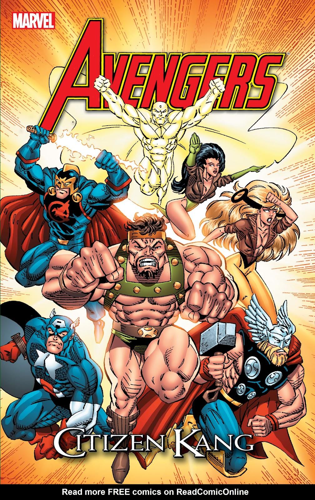 Read online Avengers: Citizen Kang comic -  Issue # TPB (Part 1) - 1