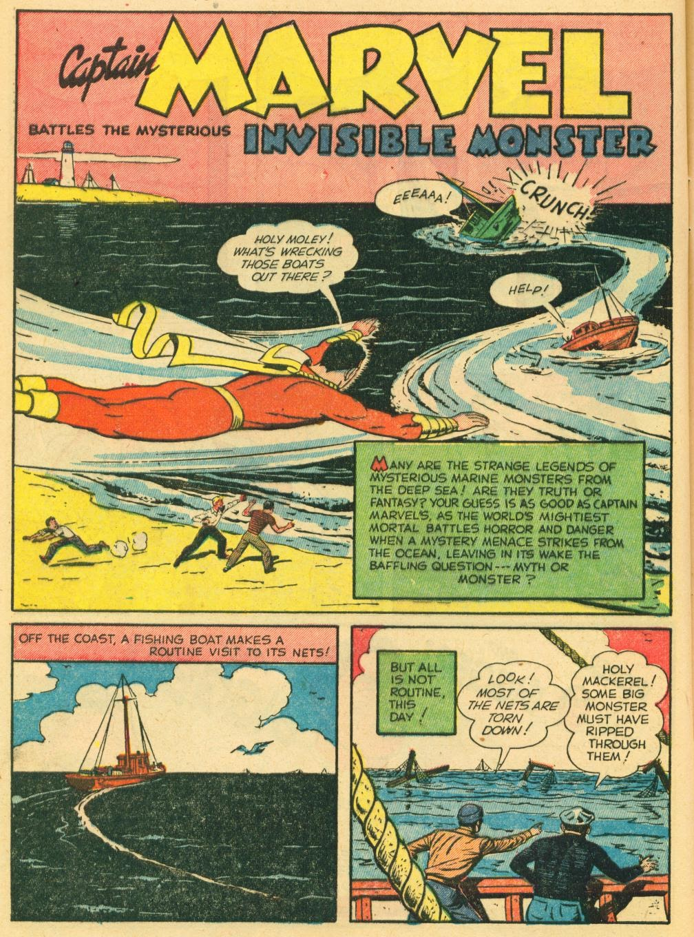 Captain Marvel Adventures issue 130 - Page 28