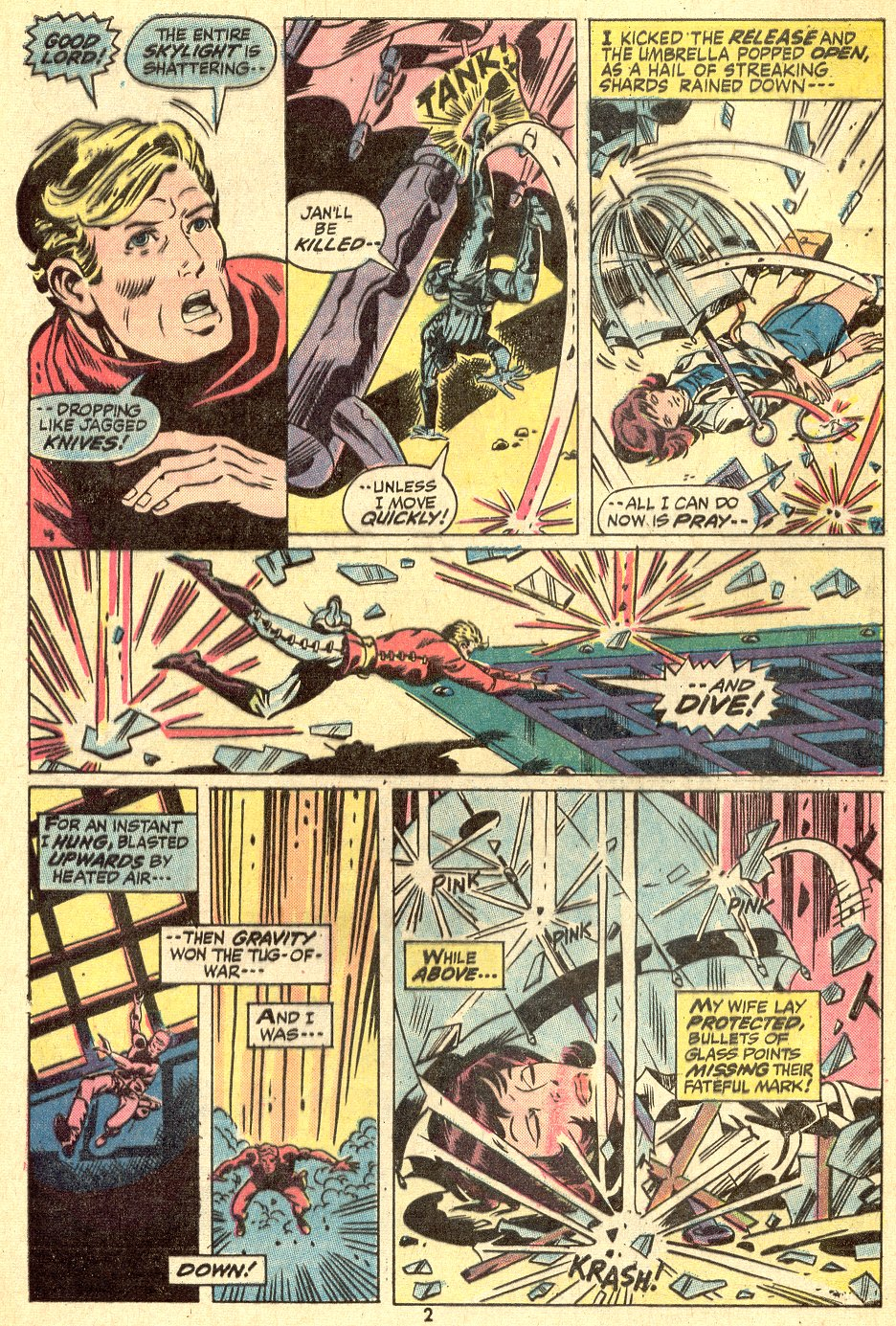 Marvel Feature (1971) issue 6 - Page 3