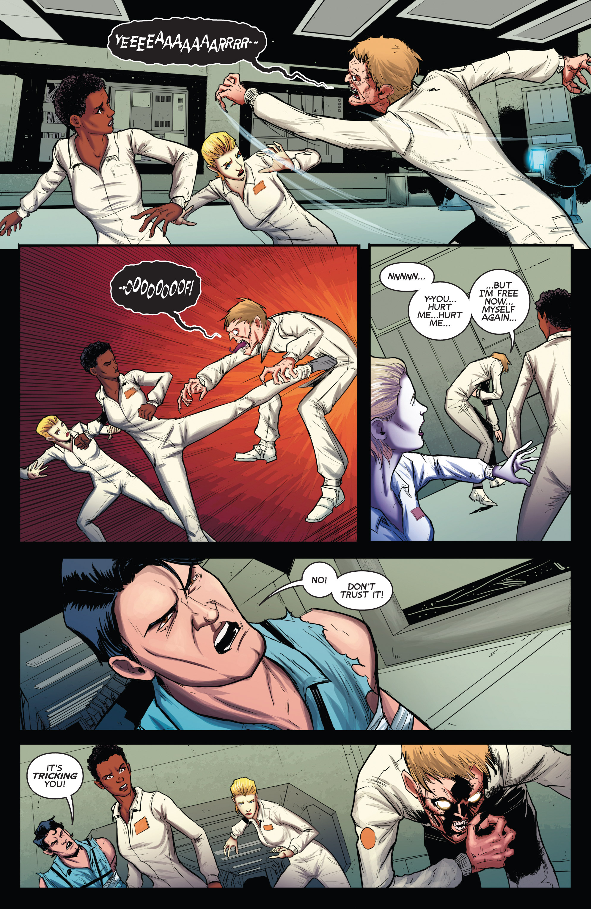 Read online Army of Darkness (2014) comic -  Issue #2 - 17