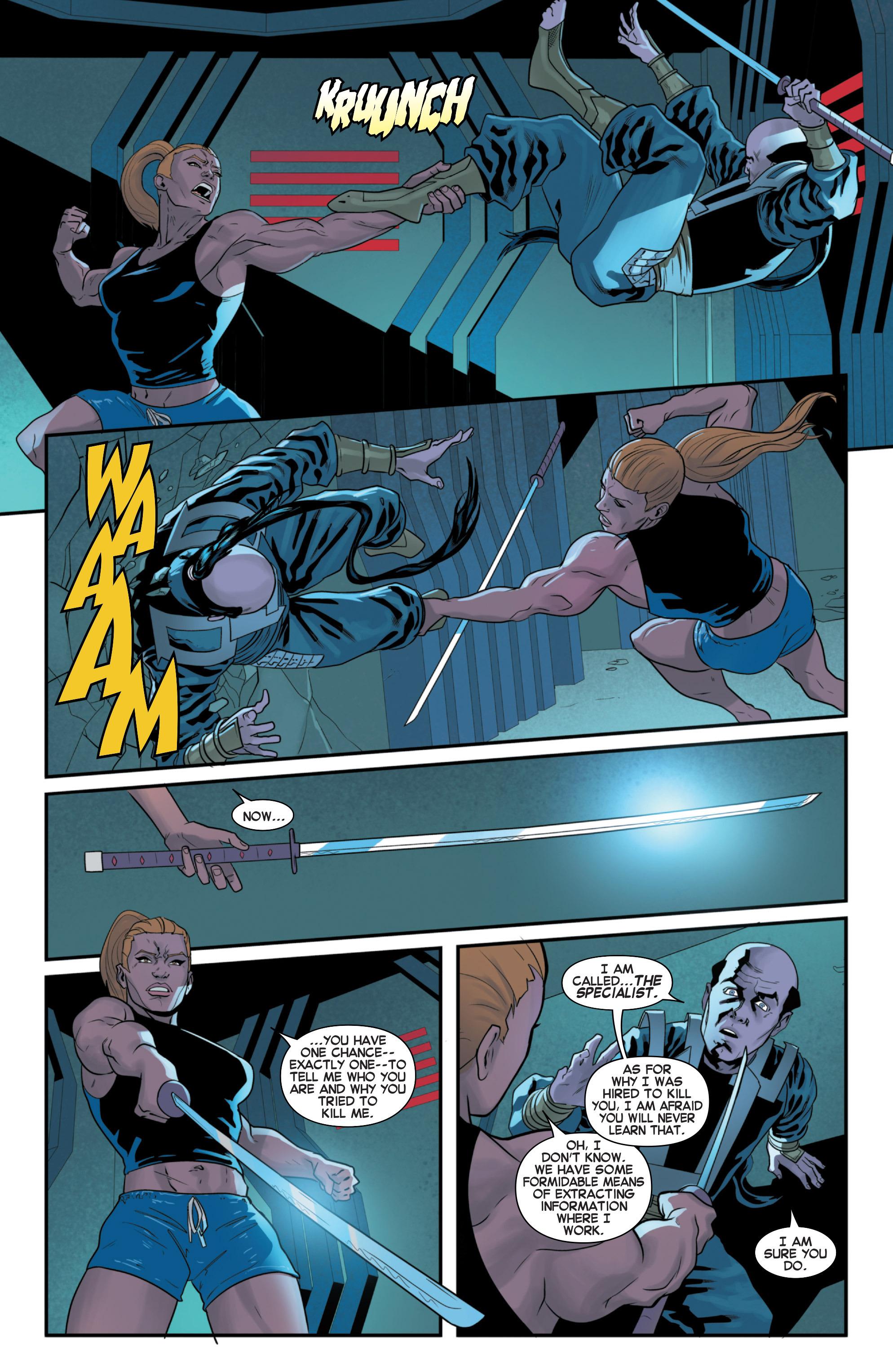 Read online Secret Wars 2099 comic -  Issue #2 - 6