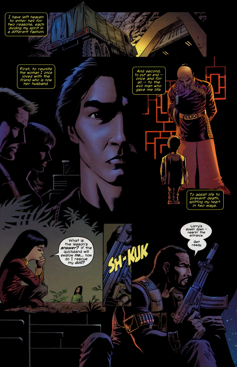 Read online Shang-Chi: Master of Kung Fu comic -  Issue #5 - 9