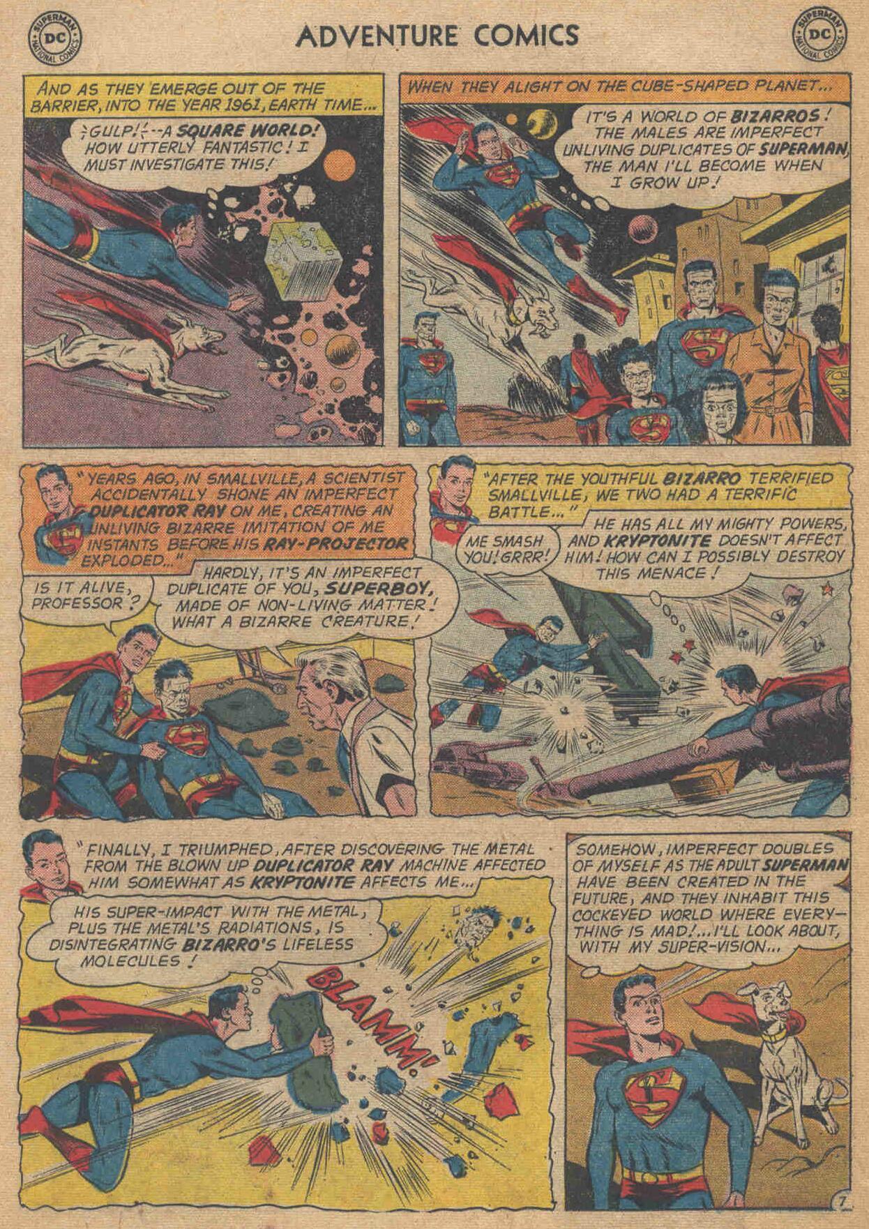 Read online Adventure Comics (1938) comic -  Issue #285 - 26