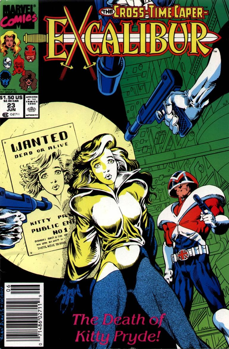 Excalibur (1988) issue 23 - Page 1