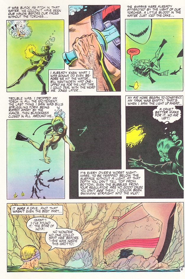 Read online Twisted Tales (1987) comic -  Issue # Full - 47