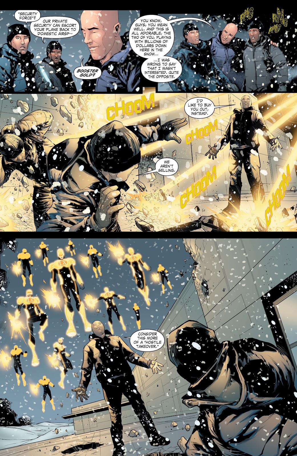 Read online Smallville Season 11 [II] comic -  Issue # TPB 8 - 70