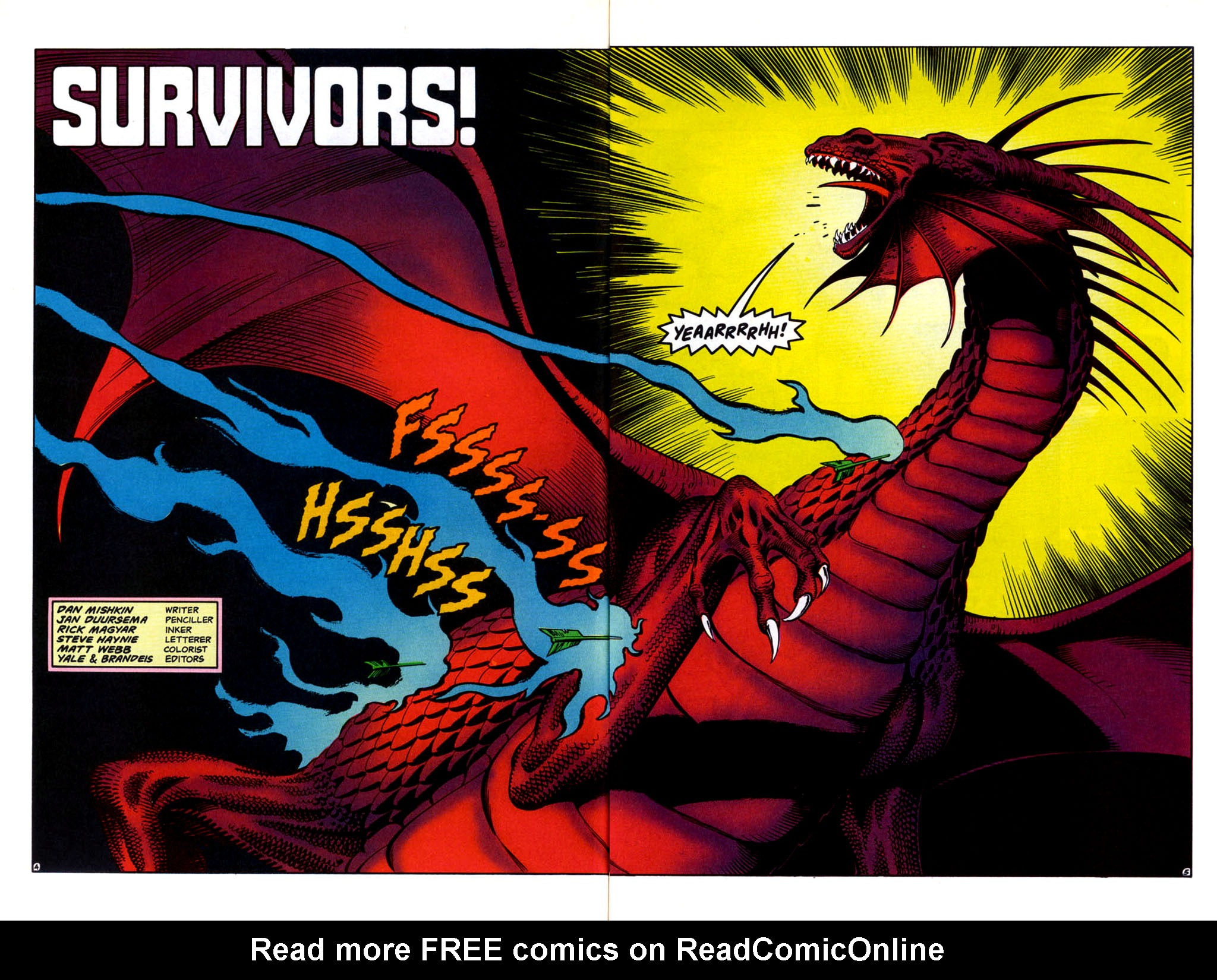 Read online Advanced Dungeons & Dragons comic -  Issue #26 - 5