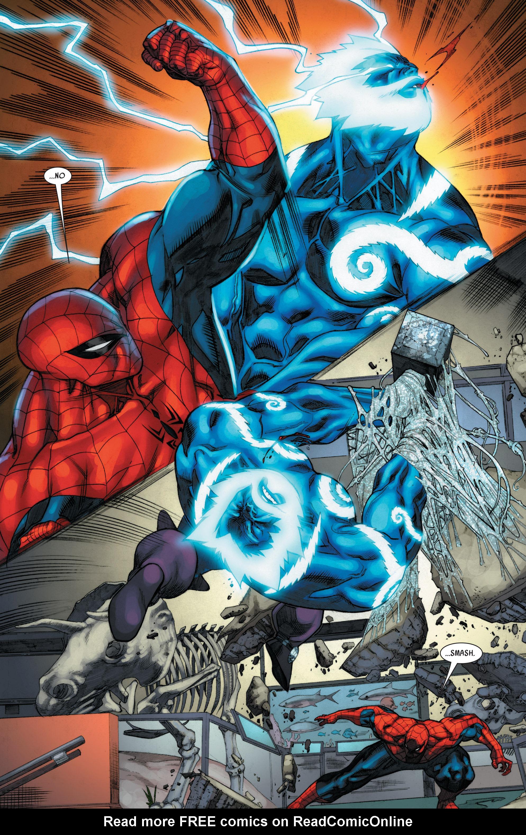Read online World War Hulks: Spider-Man vs. Thor comic -  Issue #1 - 22