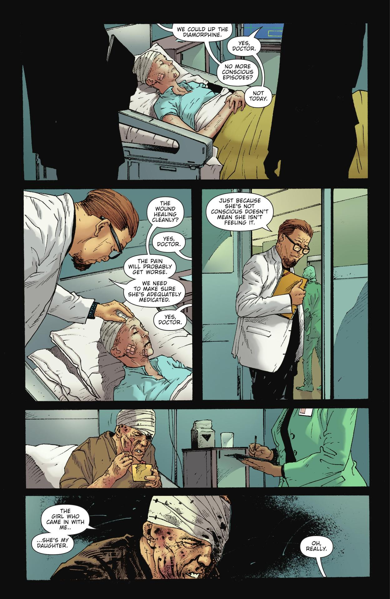 Read online The Girl Who Kicked The Hornet's Nest comic -  Issue # TPB - 49