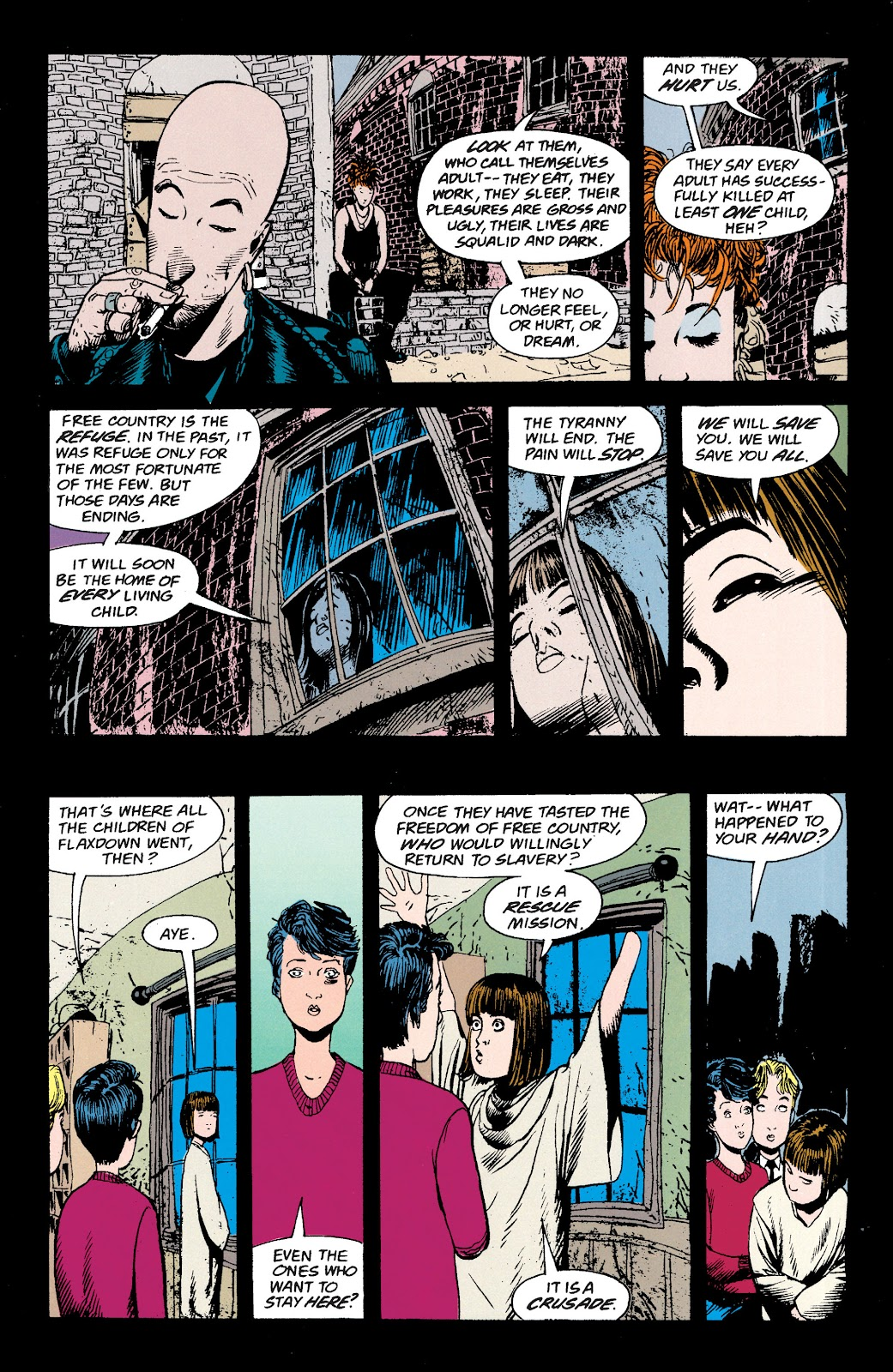 Read online The Children's Crusade comic -  Issue # _TPB (Part 1) - 57