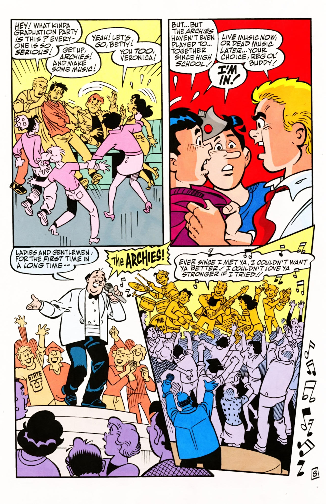 Read online Archie (1960) comic -  Issue #603 - 14