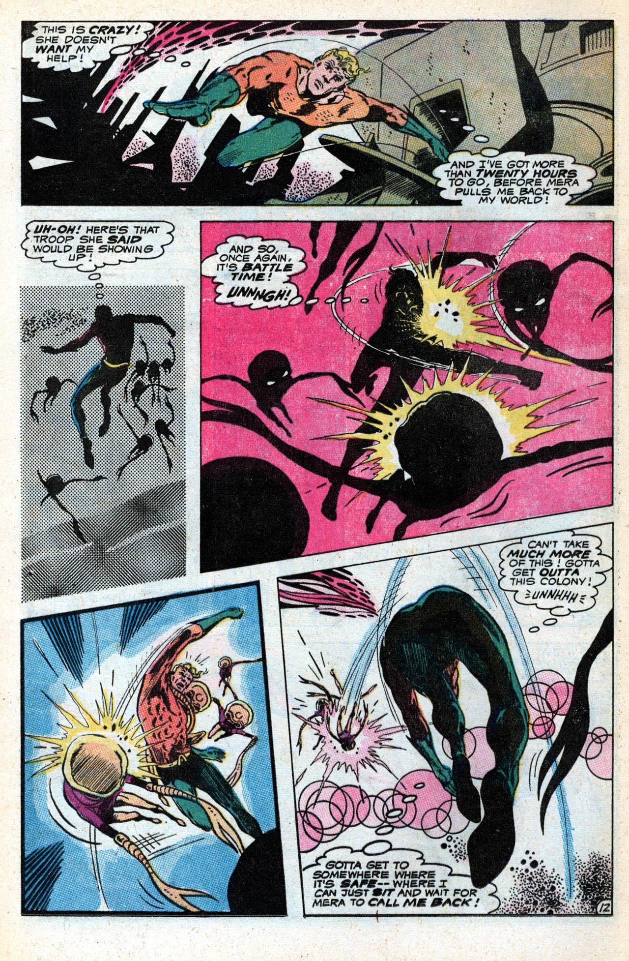 Read online Aquaman (1962) comic -  Issue #55 - 16