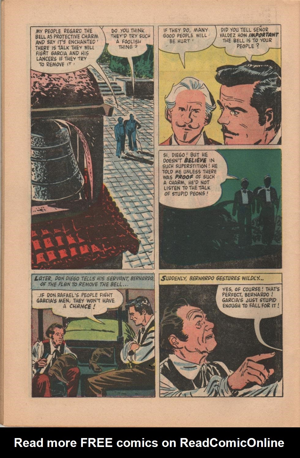 Zorro (1966) issue 5 - Page 30