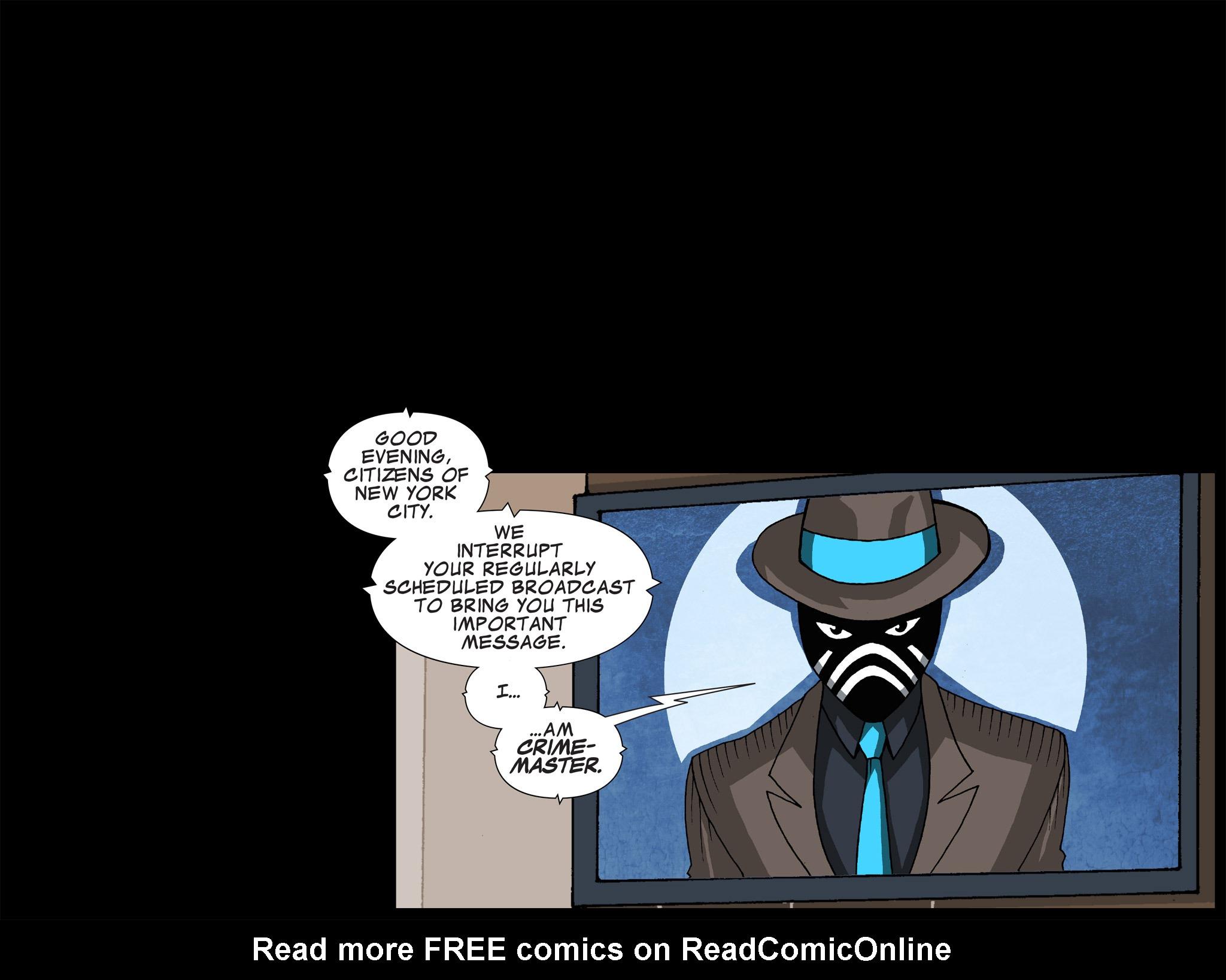 Read online Ultimate Spider-Man (Infinite Comics) (2015) comic -  Issue #17 - 18