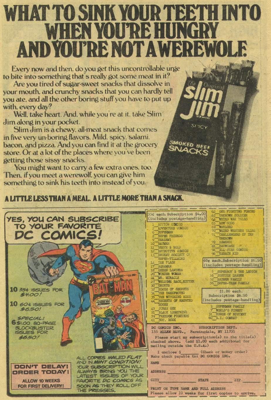 Read online Adventure Comics (1938) comic -  Issue #454 - 22
