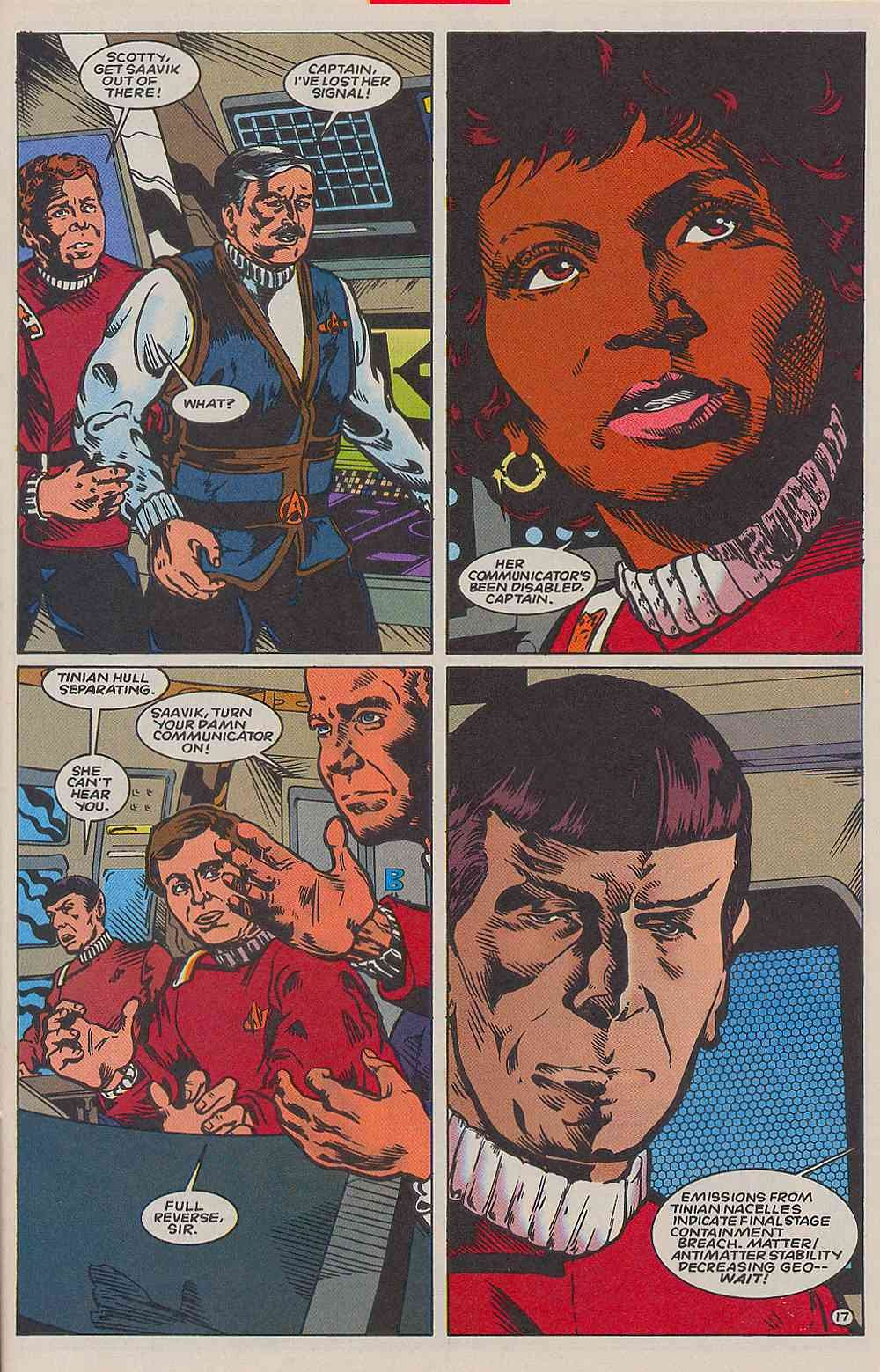 Read online Star Trek (1989) comic -  Issue # _Special 2 - 49