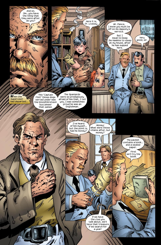 Read online Treasure Island comic -  Issue #2 - 7